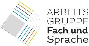Arbeitsgruppe AG Fach und Sprache - Logo